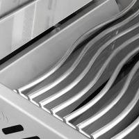 Stainless Steel WAVE™ Rod Grids