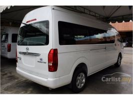 YANG TSE 3.0L 18 SEATER HIGH ROOF WINDOW VAN