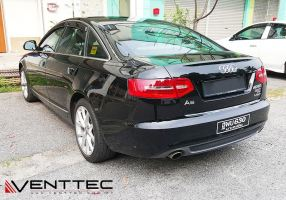 AUDI A6 SEDAN (C6) venttec door visor
