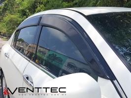 HONDA ACCORD (4¡å = 100MM) venttec door visor