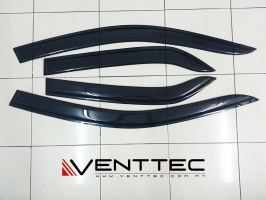 MITSUBISHI EVOLUTION 8 venttec door visor