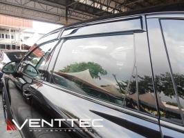 PORSCHE CAYENNE (92A) venttec door visor