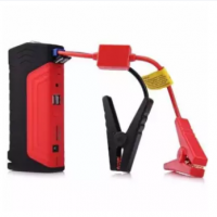High Power 50800mAh Multi-function Car Jump Starter Power Bank - Red