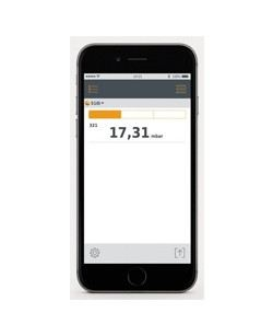 Testo Smart Probes Heating Set - with Smartphone Operation