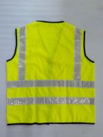 AIM SAFETY VEST - 4 LINES -
