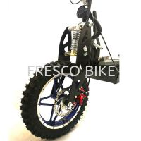 EVO ELECTRIC SCOOTER 2000W 48V OFFROAD BIG TYRE