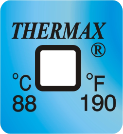 THERMAX SINGLE LEVEL ENCAPSULATED TEMPERATURE INDICATOR