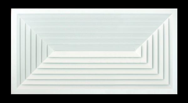 CD - Ceiling Diffuser (4ways -Rectangular)