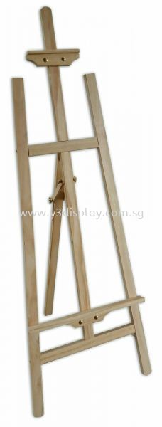 117106-T150 Pinewood Easel Easel Pop Equipment Singapore Supplier, Distributor, Supply, Supplies | Y3 Display and Storage Pte Ltd