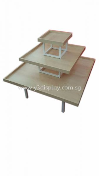 230216-OPPA FOUNTAIN TABLE (SQ)3IN1-1200X1200X590H-MM Oppa Rack Singapore Supplier, Distributor, Supply, Supplies | Y3 Display and Storage Pte Ltd