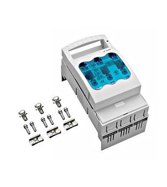 HRC-busbar-fuse-disconnector 160 A,3-pole, boxterminal