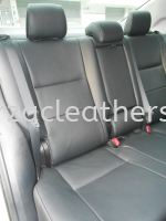 TOYOTA ALTIS 2015 REPLACE LEATHER SEAT