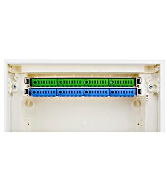 Flush-mount. Distr. Board KVM 3-r. 36/42MW-brick wall high