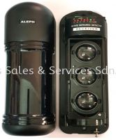 ALEPH Triple Beam Photo Beam Detector 三光红外线对射器 200m