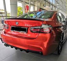 BMW F30 performance look taillight
