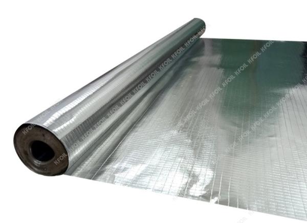(MS APRA K431) Malaysia Standard Foil Insulation Fiberglass Scrim Reinforced