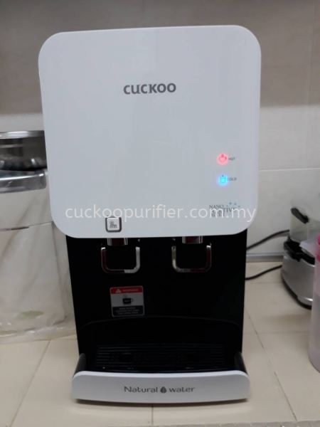 Cuckoo Water Purifier Fusion Top Outright Purchase Installed @ Puchong, Selangor, Malaysia