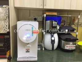 Cuckoo Water Purifier ICON Outright Purchase Installed @ Segamat, Johor, Malaysia