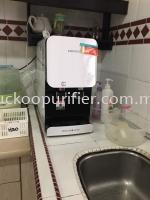 Cuckoo Water Purifier Fusion Top Rental Installed @ Taman Johor Jaya, J.B. Johor, Malaysia