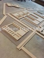 MDF Board (Medium-Density Fibreboard)