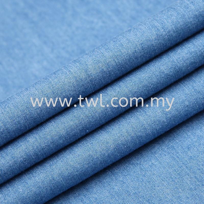 Denim Short Long Sleeve Uniform