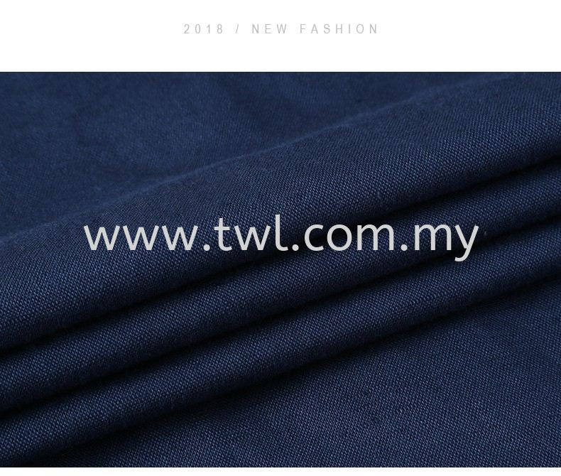 Slim Fit Long Sleeve Uniform