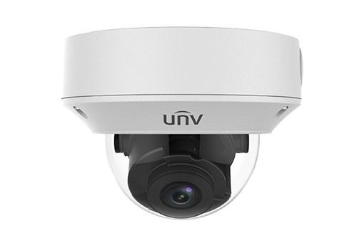 Uniview IPC3238SR3-DVPZ: 8MP WDR (Motorized)VF Vandal-resistant Network IR Fixed Dome Camera