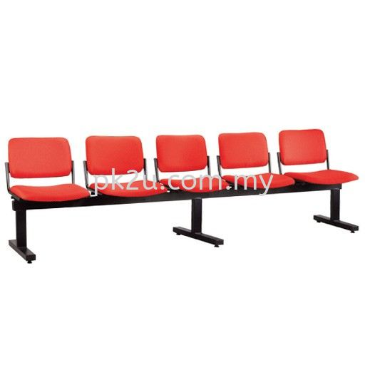 PU Link Chair (5 Seater)