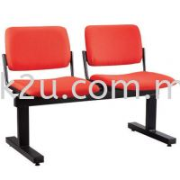 PU Link Chair (2 Seater)