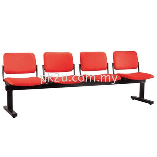 PU Link Chair (4 Seater)