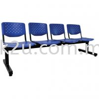 PP Link Chair (4 Seater)