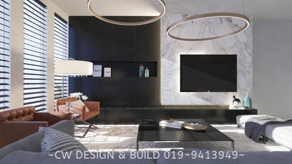 Terrace Design @ Taman Ehsan, Kepong, Malaysia