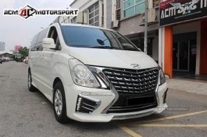 Hyundai Starex Royale 2018 bodykit