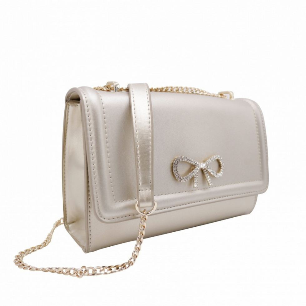 JEMELS CHERIELLE BAG - LIGHT GOLD