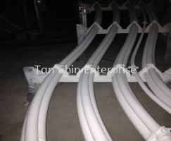 BOMBA Approved Fire Resistant Cable Coating