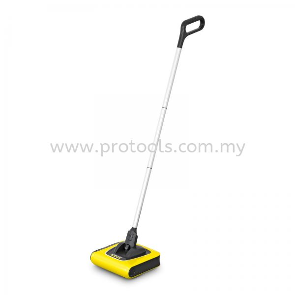 KARCHERR KB5 CORDLESS SWEEPER ELECTRIC BROOM- MADE IN GERMANY-1 year warranty