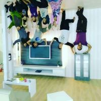 Amazing @ Upside Down House Malacca