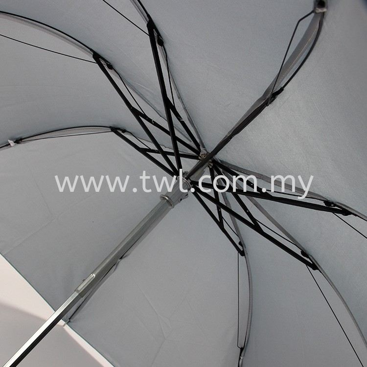 3 Folding Umbrella Colour Chart
