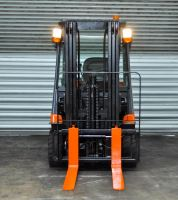 TOYOTA BATTERY FORKLIFT 2.5 TON - 7FD25 - 2016