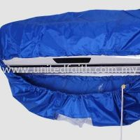 Air conditioner washing cover for 1HP to 1.5HP