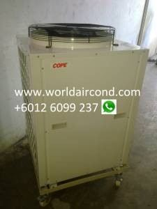 COPE DANFOSS INDUSTRIAL AIR COOLED WATER CHILLER 1HP - 5HP