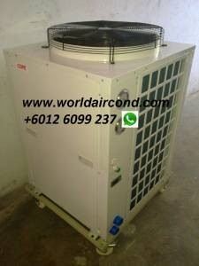 COPE COPELAND INDUSTRIAL AIR COOLED WATER CHILLER 5HP - 10HP