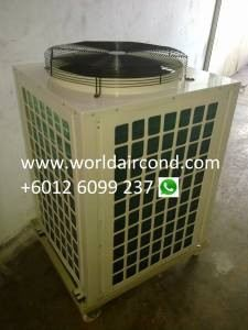 COPE COPELAND AIR COOLED CHILLER 5HP - 12HP