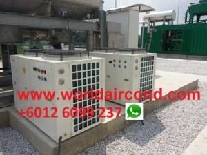 COPE DANFOSS INDUSTRIAL AIR COOLED WATER CHILLER 10HP - 15HP