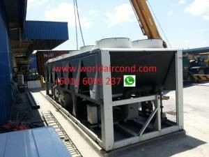 COPE CARRIER INDUSTRIAL AIR COOLED CHILLER 150HP - 250HP