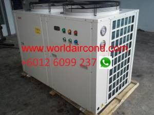 COPE COPELAND INDUSTRIAL AIR COOLED WATER CHILLER 10HP - 15HP