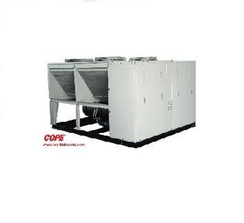 COPE CARRIER INDUSTRIAL AIR COOLED WATER CHILLER 50HP