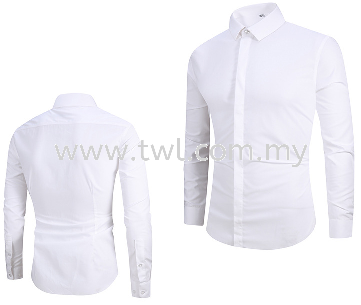 Anti Winkle Business Version Long Sleeve Uniform