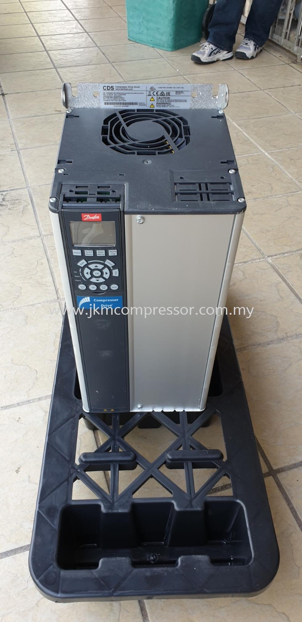 131H9100 - DANFOSS CDS302 AC INVERTER DRIVES ; 18.5kW ; VSD VARIABLE SPEED DRIVES