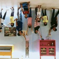Attraction Malacca @Upside Down House